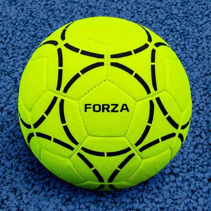 Palloni da calcio giallo fluorescenti misura 5 | Palloni da calcio da interno di qualità