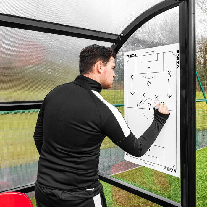 Coaching Board For Soccer Tactics | FORZA Coaching Equipment