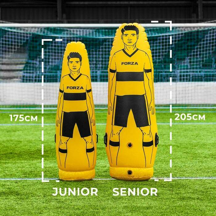 Free Kick Mannequin For Football | Air Football Training Dummies