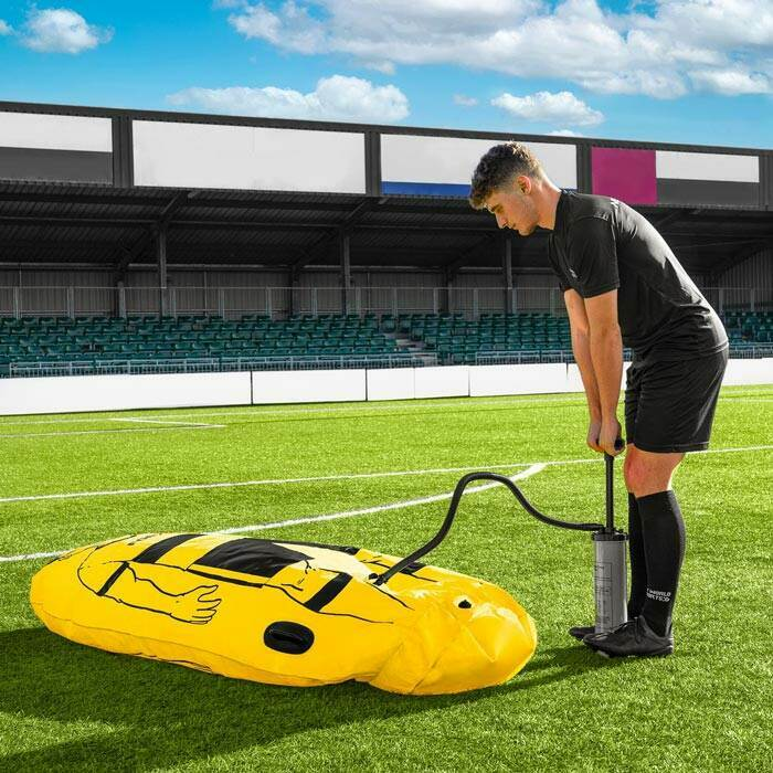 Inflatable Football Training Mannequins | Football Free-Kick Mannequin