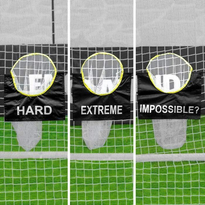 Football Goal Target Sheet