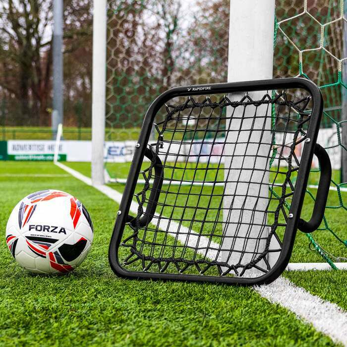 Premium Voetbal Bounce Back Net | Voetbal Training Netten