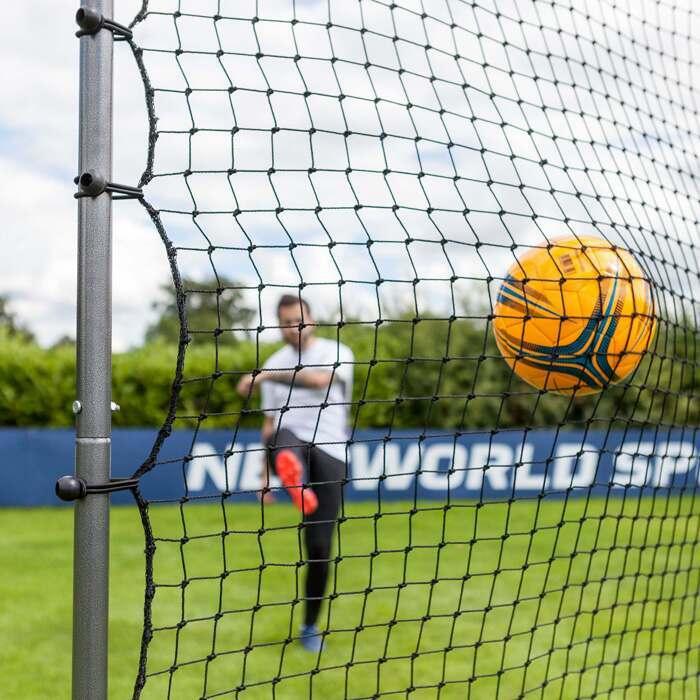 FORZA Fussball Rebounder | Fussball Rebound Netz