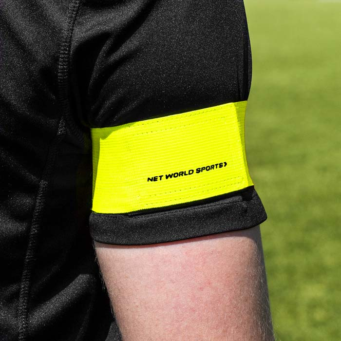 Nylon Rugby Pro Captains Armband