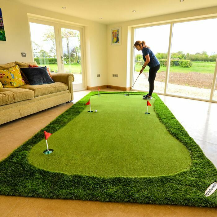 Extra Large Indoor Golf Putting Green   Golf Equipment