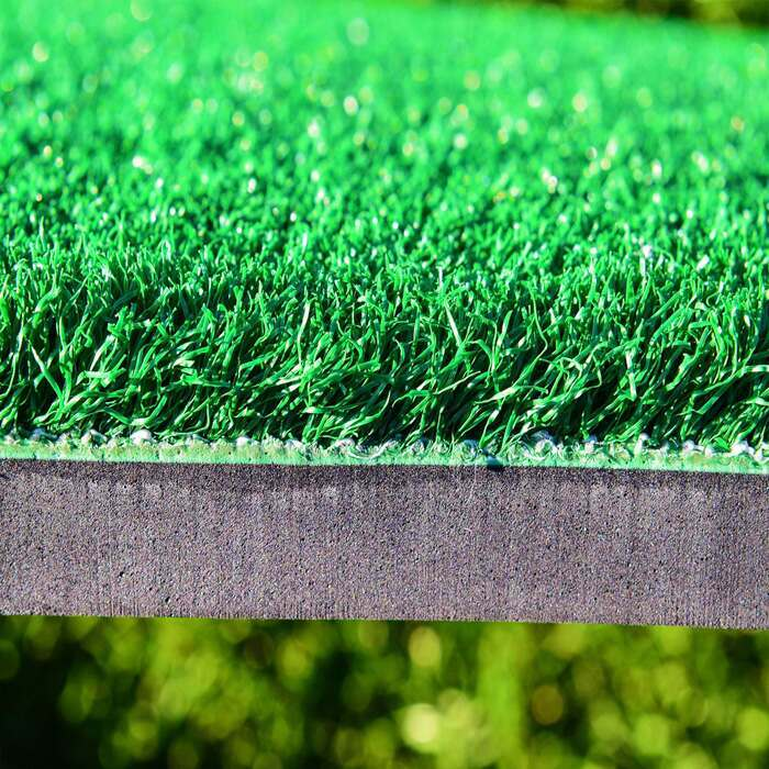 Artificial Turf Golf Mat | 15mm Thick Golf Practice Mat