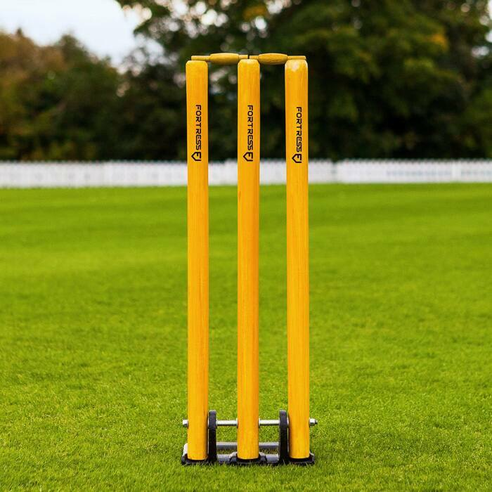 Stumps de Cricket de Taille Senior | Stumps 100% Portables