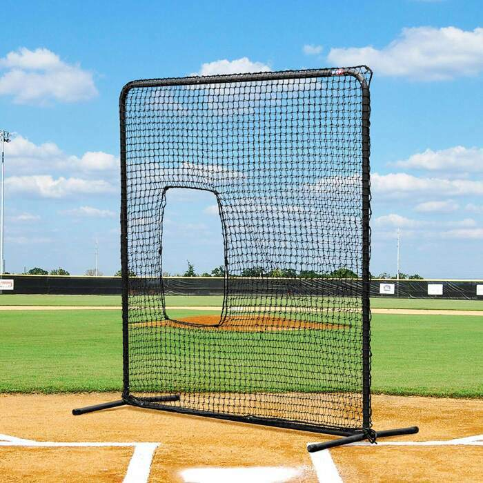 Softball Pitching Screen - Incredibly Well Made