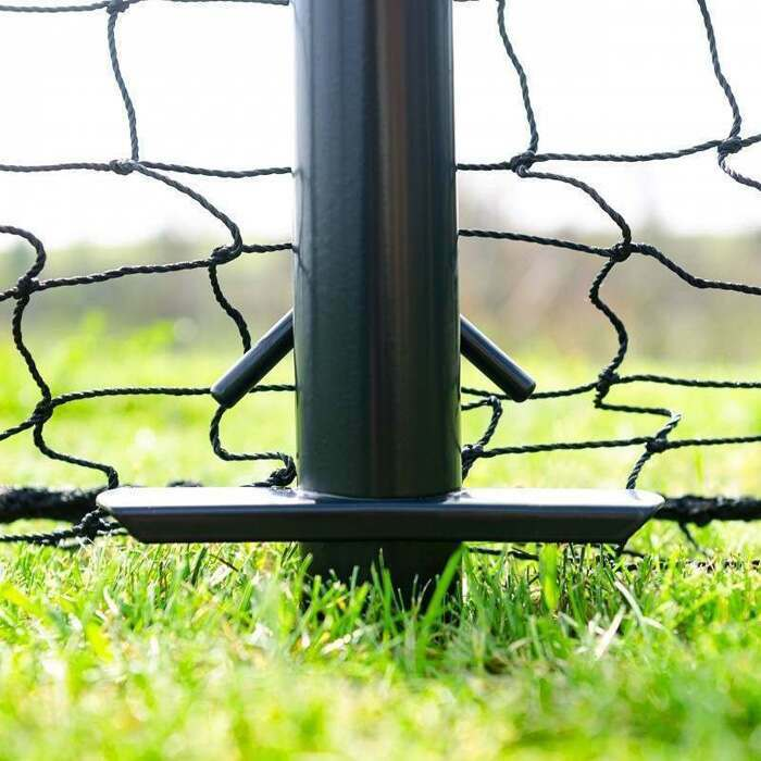 cricket batting cage poles