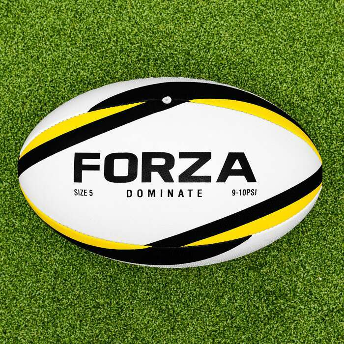 Official IRB Sized FORZA Rugby Balls