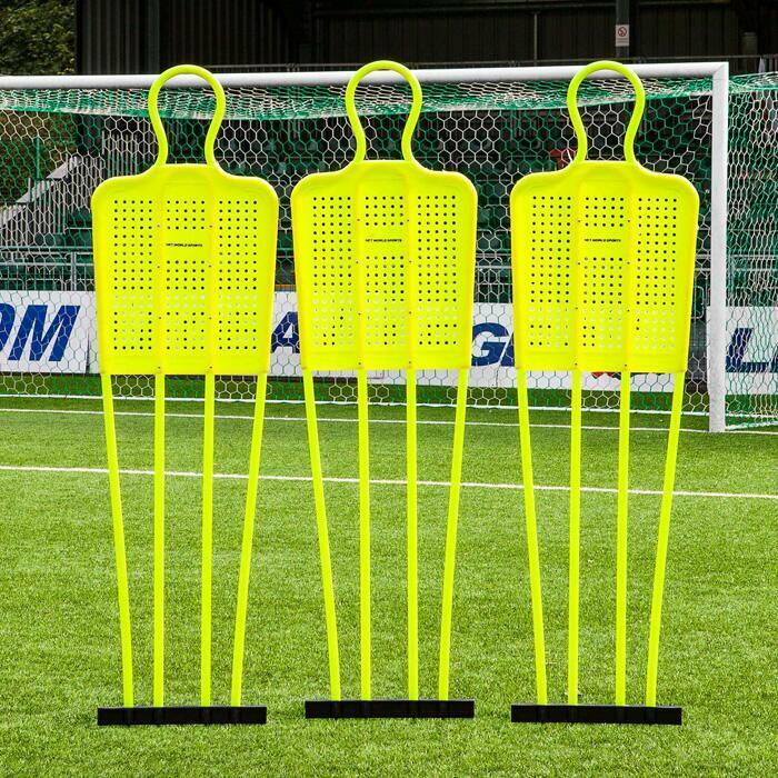 Multi-Sized Football Training Mannequins | Football Free-Kick Mannequin