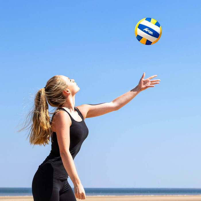 Practice Training Volleyball