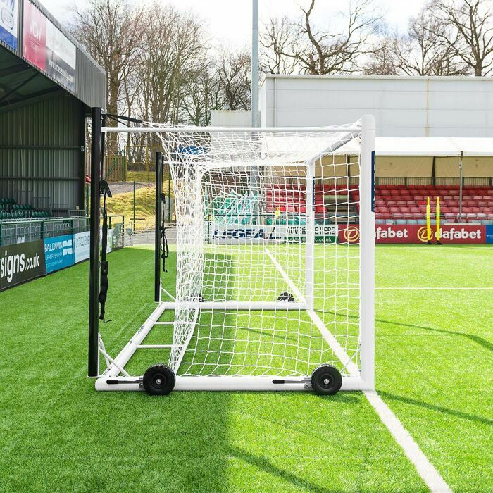 UV Stabilised Stadium Box Football Goal Nets | Football Net For Stadium Goals