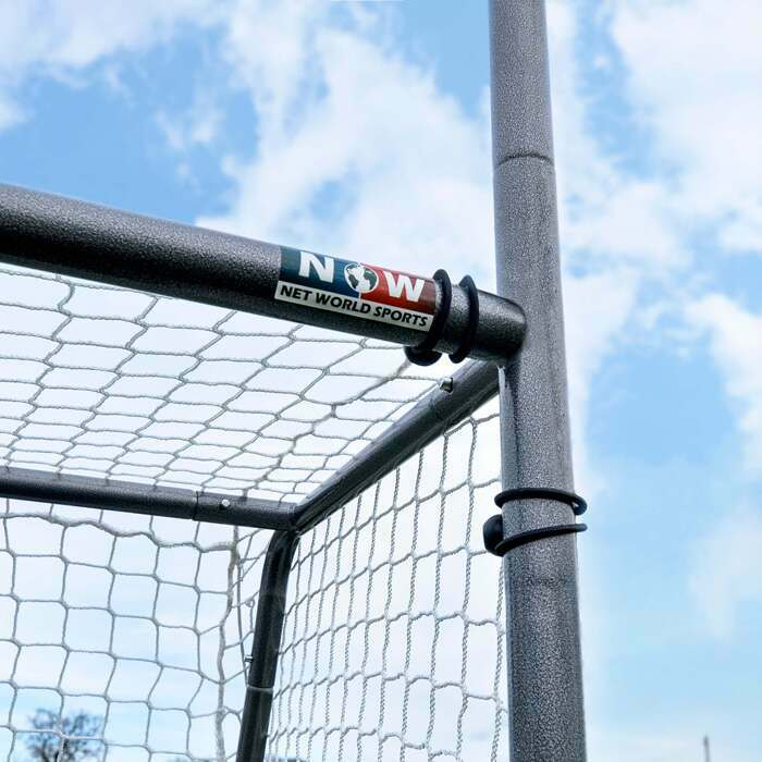 Galvanised Steel Backyard Goals | Rugby & Soccer Goal Posts