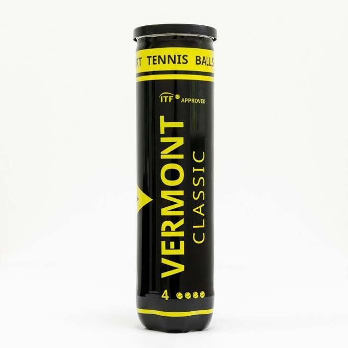 Vermont Classic Tennis Balls | Durable Tennis Balls