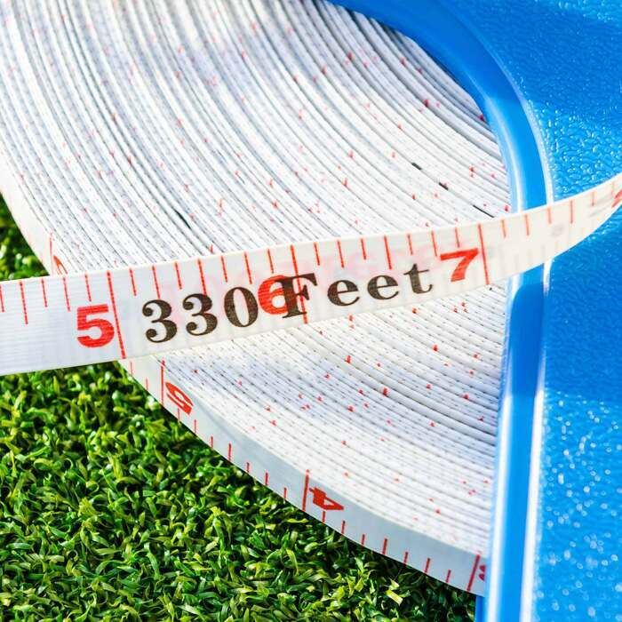 100m Tape Measure For Sports Pitches, Stadiums And Courts