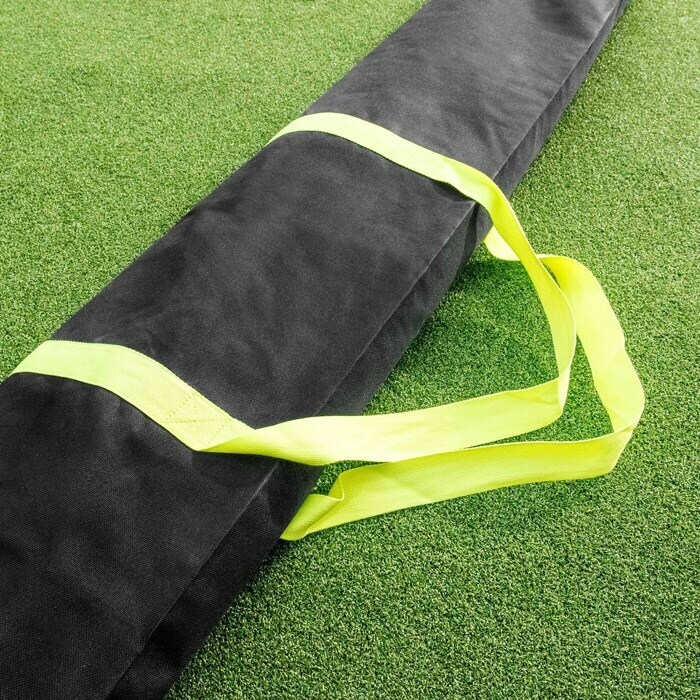 Slalom Poles Football Carry Bag | Heavy Duty Football Training Slalom Pole Carry Bag