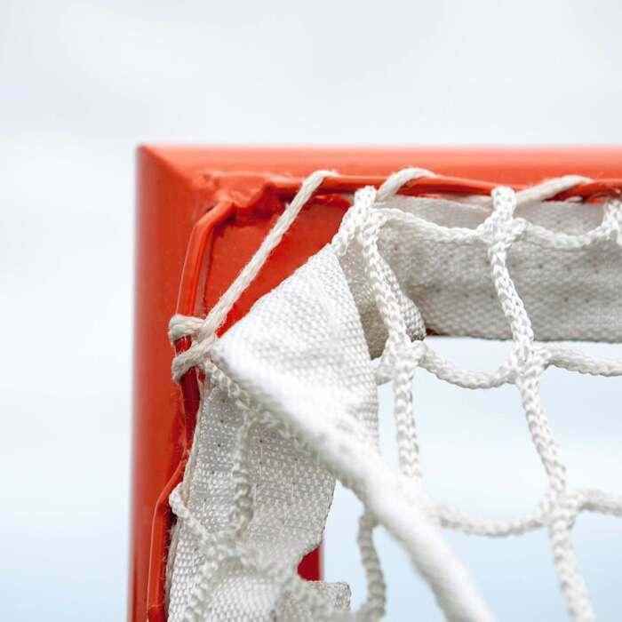 Rete per porta da lacrosse in spago resistente alle condizioni atmosferiche