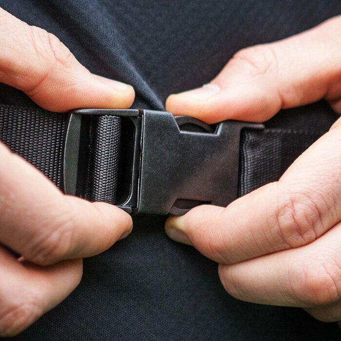 rugby evasion belt