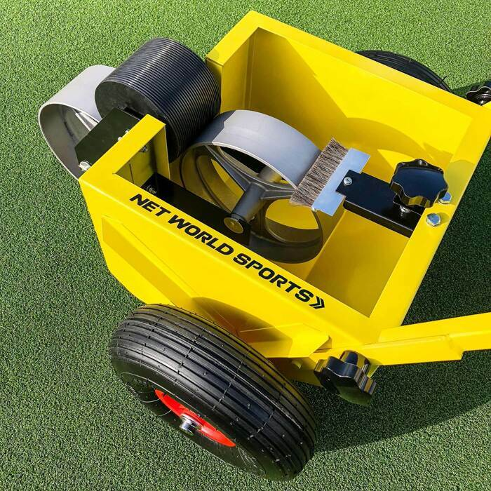Line Transfer Machine For Grass Pitches | Paint Line Marking Machine