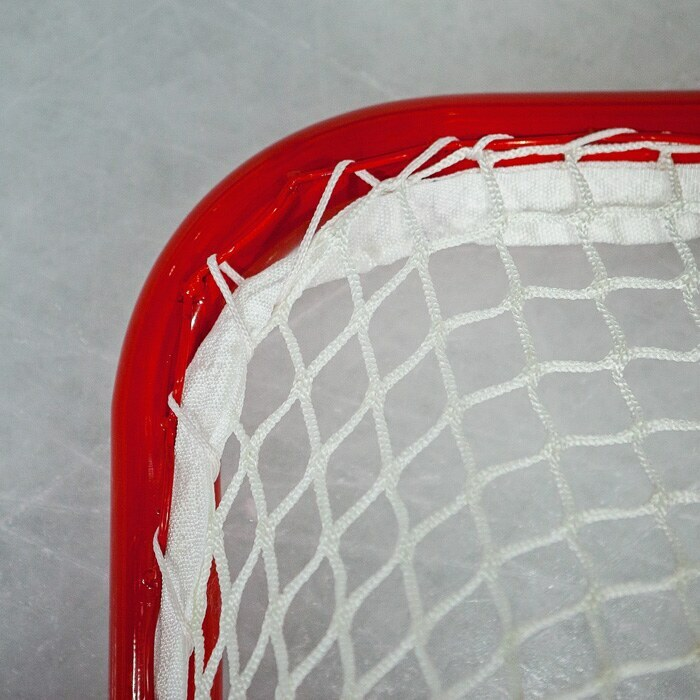 Replacement Hockey Goal Nets With Reinforced Seams