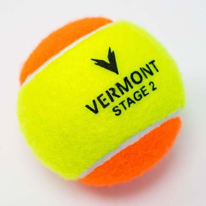 Mini Tennisballen voor Leeftijden 8 & 9 | Niveau 2 Mini Tennisballen