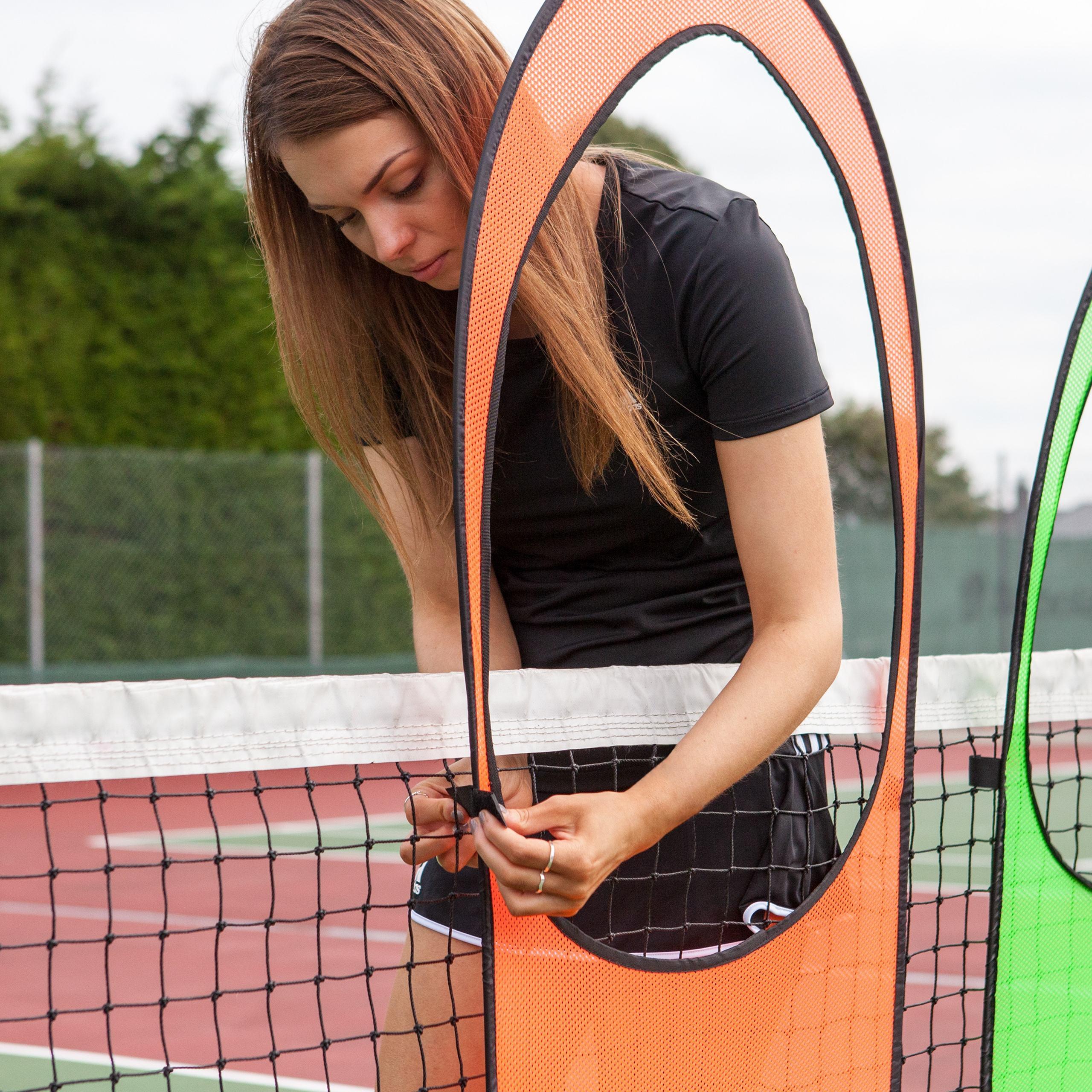 Tennis Net Target Attachments