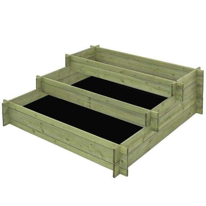 3-Tier Garden Bed