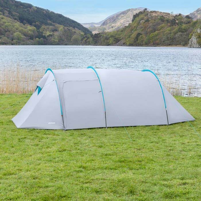 Tents with Rooms