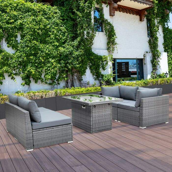 Modular Garden Furniture