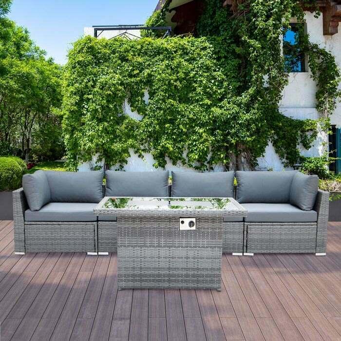 Adjustable Garden Furniture