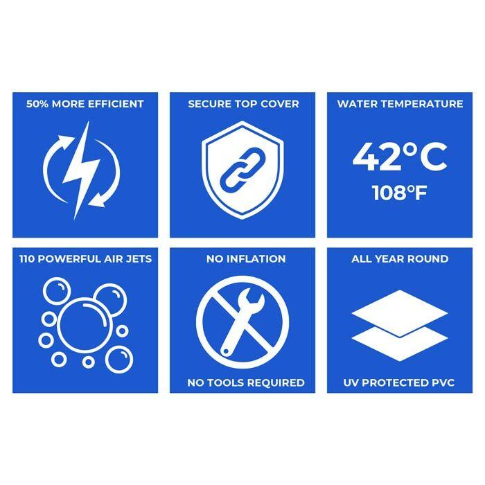 Lyxiga Hot Tub Spas | Premium Jacuzzi Systems