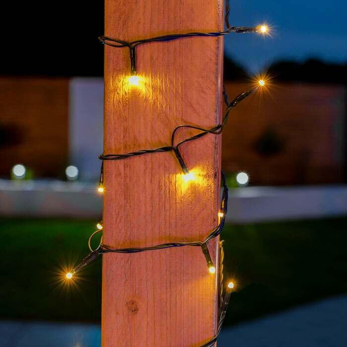 Outside String Lights