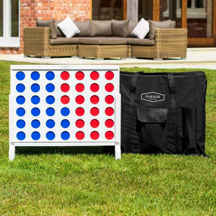 Portable Outdoor Backyard Games | Connect 4 For Kids