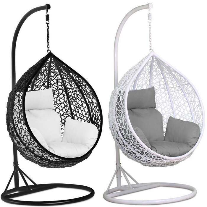 Harrier Egg Chair Suspendu | Chaises de Jardin Deluxe