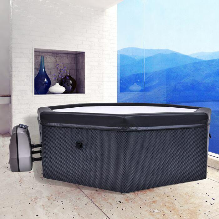 Komplett Hemma Hot Tub Spa System | Hot Tub Energibesparande lock