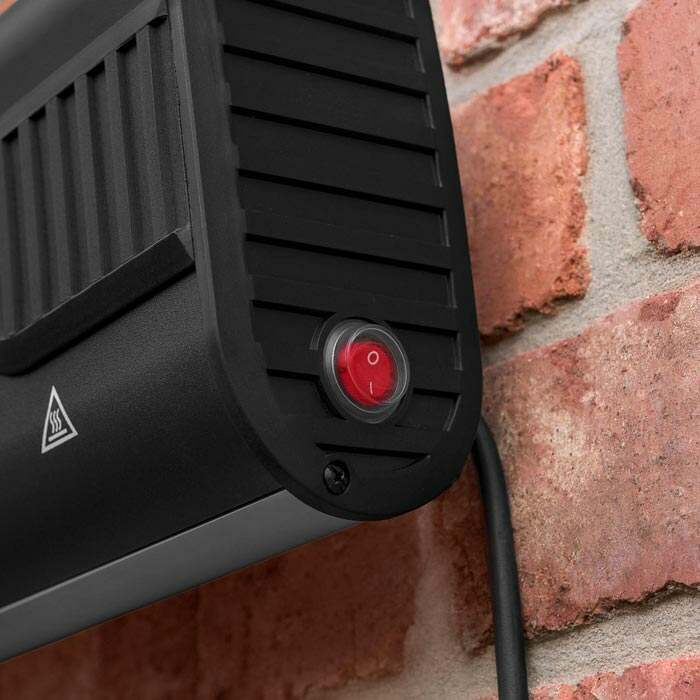 Best Outdoor Wall Heaters