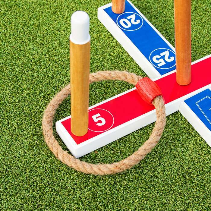 Giant Backyard Quoits | Premium Backyard Games