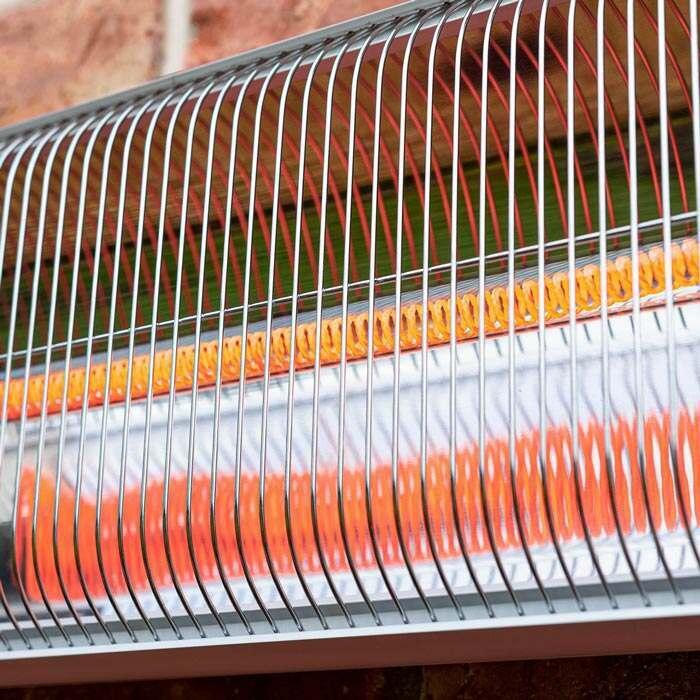 15kW Patio Heater