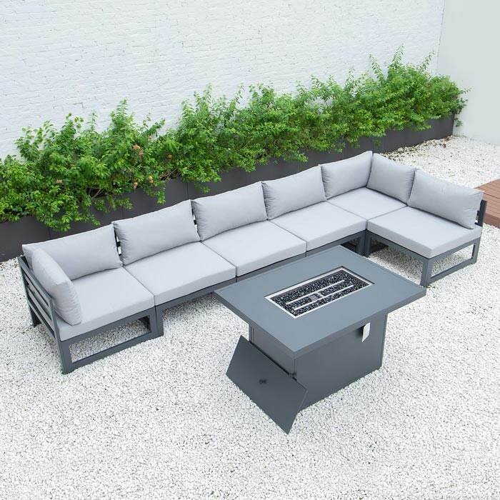 6 Seater Garden Furniture