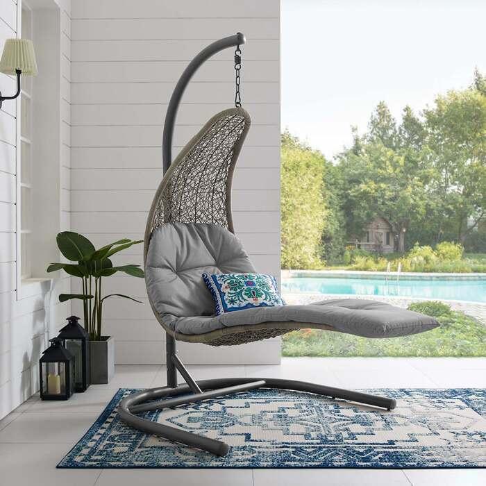 Garden Swing Chairs | Harrier Sun Loungers
