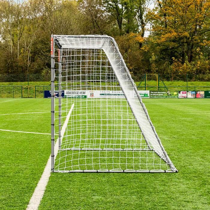 3m x 2m Steel42 Football Goal | Premium Garden Goal