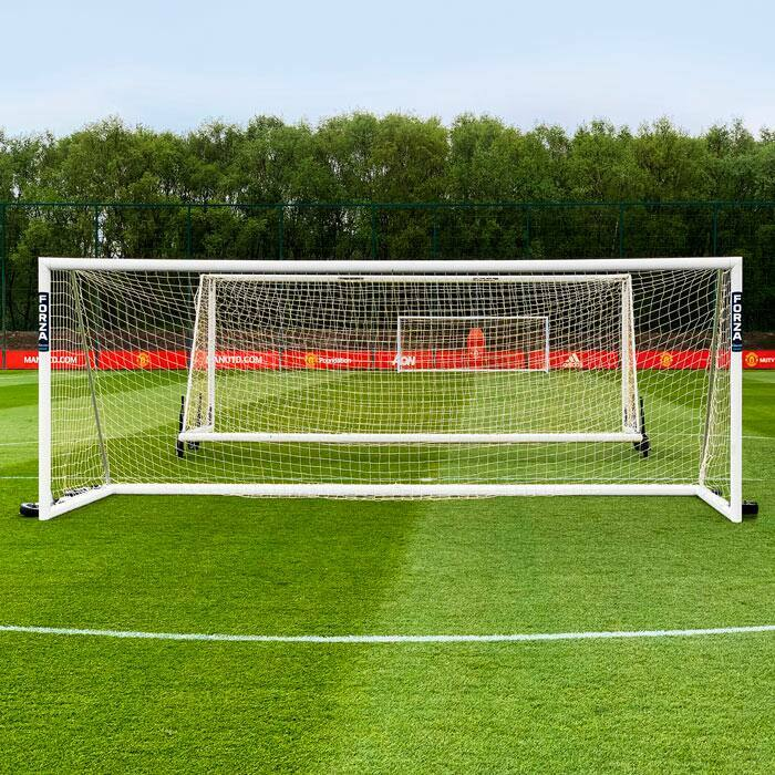 11-A-Side Football Goals | Official Regulation Full Size Football Goal