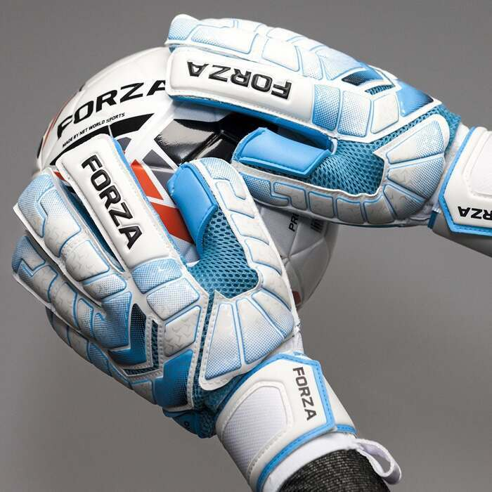 FORZA Centro Goalkeeper Gloves For Club Football | Professional Standard Football Goalkeeper Glove
