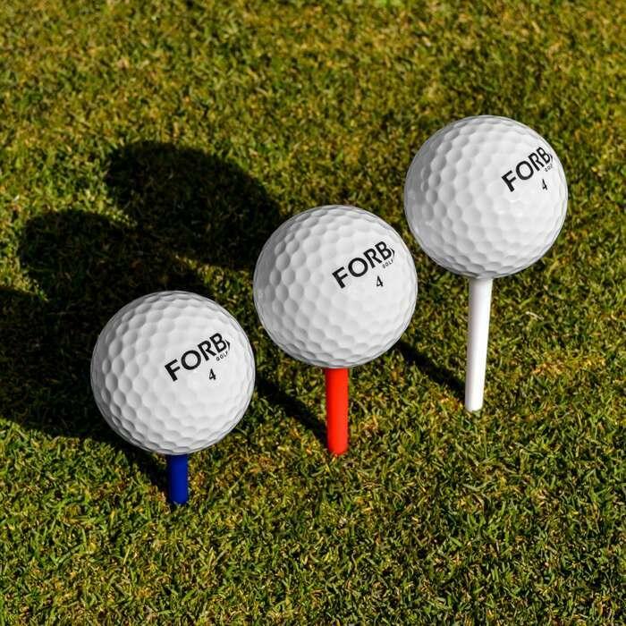 Bedste Golf Tee Højde Til Distance