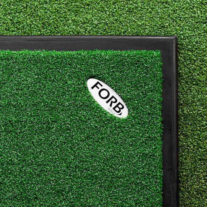 Professional FORB Golf Hitting Mat | All Weather Performance