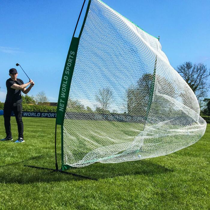 Portable Garden Hitting Net - Ideal For Home Practice
