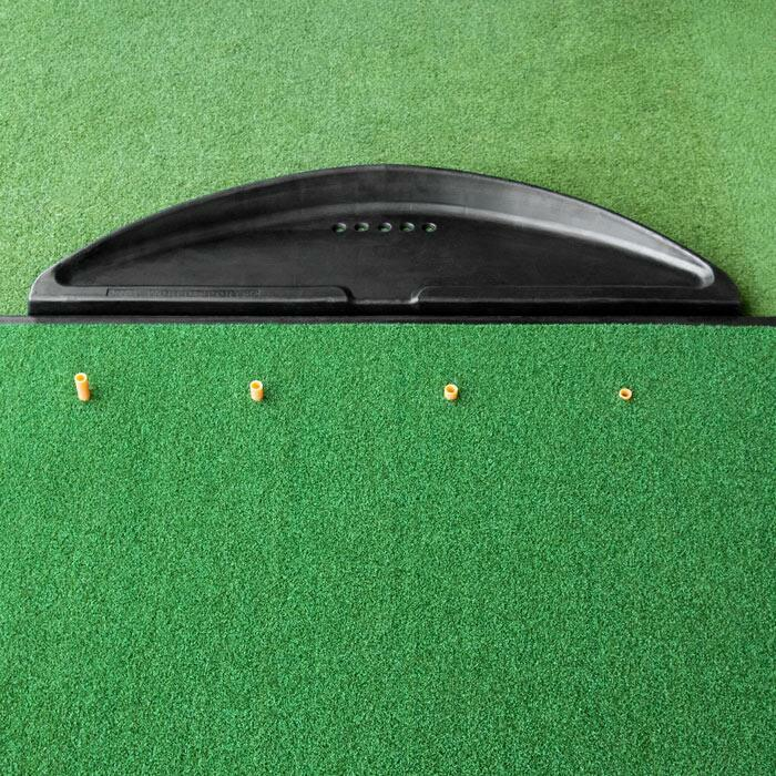 Golf Ball Tray For Golf Mats | Golf Ball Holder