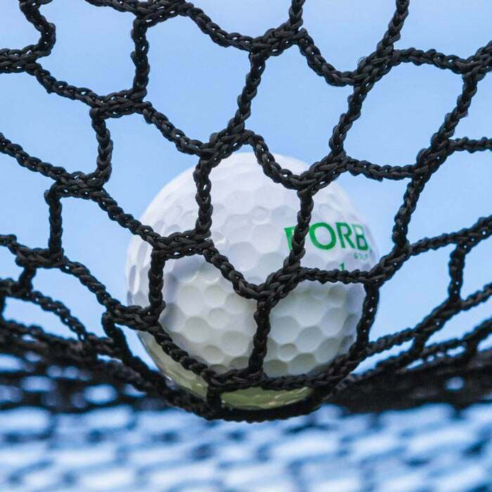 Custom Length Impact Golf Netting | UV Treated Twine