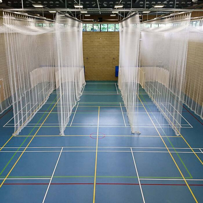 Flame Retardant Cricket Nets For Indoor Use